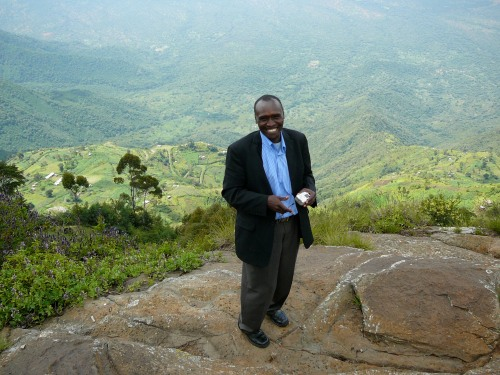 Pastor David Kipyego