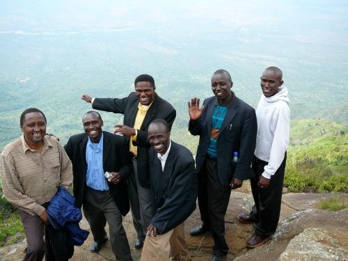 Kenyan Pastors